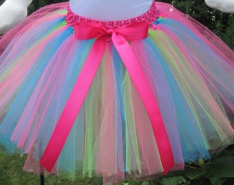 Custom Newborn,Toddler and Girls Tutu Sizes Newborn-5T