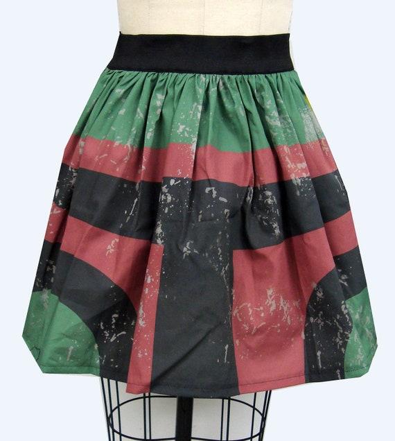 Printed Bounty Hunter Inspired Skirt