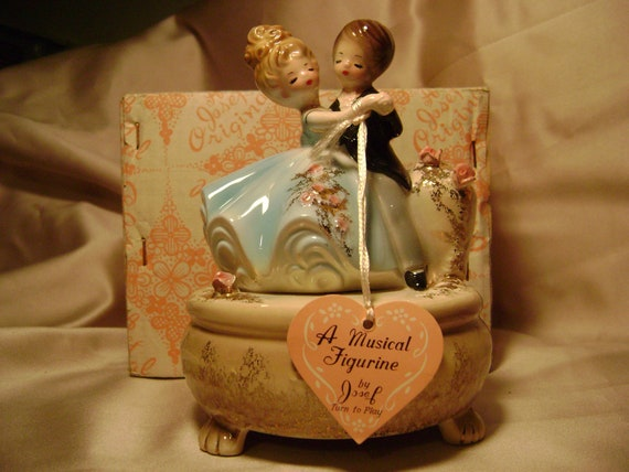 Joeseph Originals Music box