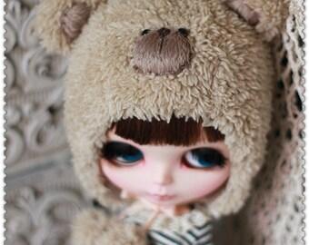Bear hat For Blythe