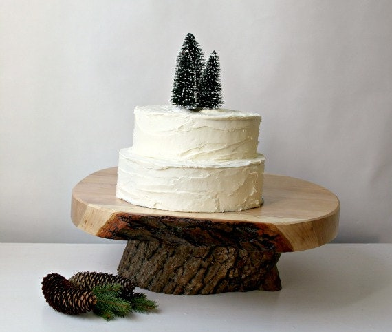 tree slice wedding cake stand items similar to 18 quot tree slice wedding cake stand great 21253