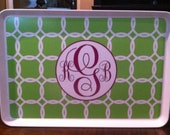 Personalized Tray---The perfect gift