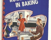 RARE 1942 Cookbook Royal Baking Powder Guide to Royal Success in Baking Collectible Recipe Book Vintage