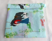 Brave/Merida Reusable Sandwich Bag