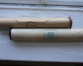 Two Antique Music Rolls/ Piano rolls