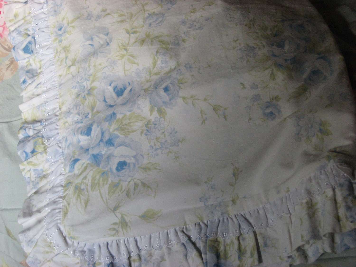 Simply Shabby Chic British Rose Duvet Cover Cottage