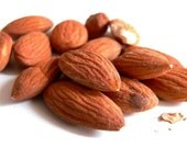 1/3oz Natural Almond Perfume Oil, Fragrance Oil, Essential Oil in Roll-on Bottle, Lotions and Potions