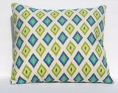 Ikat Pillow Cover, Pillow Cover Cushion Cover Decorative Pillow, Sale