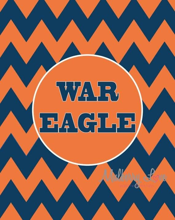 Auburn War Eagle Clip Art >> Unavailable Listing on Etsy