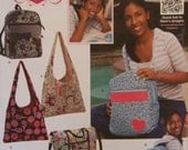 Simplicity 1823 UNCUT Pattern Designed With Love By Sara Collection for Different Styles of Bags
