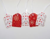 Ornamental Christmas Collection Gift Tags (Set of 40)
