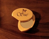 OVAL COMPACT - Personalized