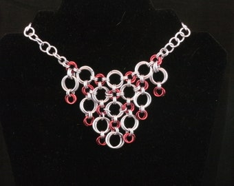 Inara Chainmaille Necklace