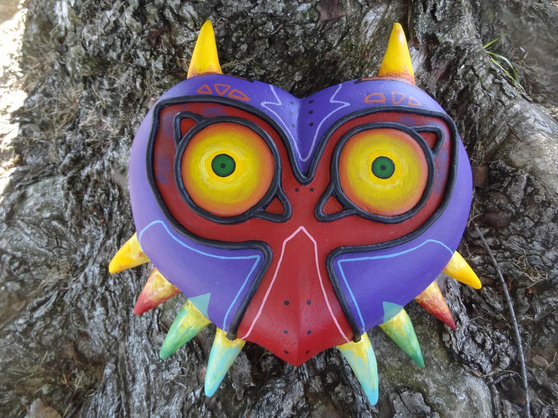 Majora's Mask by ThePropsShop on Etsy