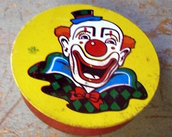 Vintage Noise Maker, Clown, Party Supplies, Collectibles, Toy