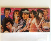 Collectible Rolling Stones Stickers from 1983 - Sealed Original Packaging