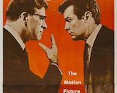Sweet Smell of Success, US Three Sheet (41x81in),1957. Original Vintage Movie Poster