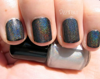 Starshine Holographic Top Coat Custom Nail Polish Holo 5mL