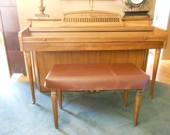 piano bench cover