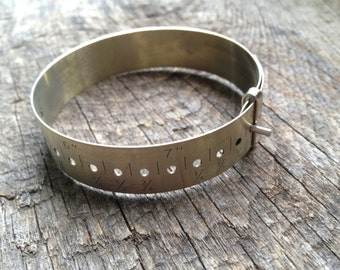 Adjustable Bracelet Gauge