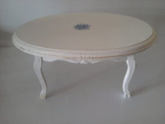 Dolls house miniature dining table