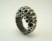 TUBES SERIE No 4 Silver Ring