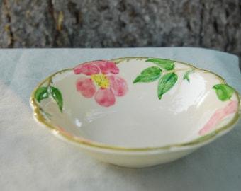 1940's Little Desert Rose Dish