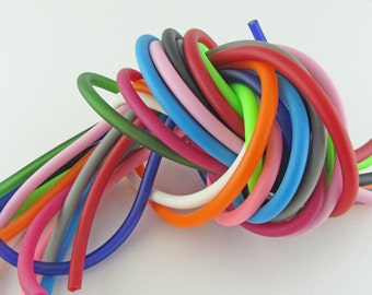 5mm Rubber Cord Etsy