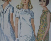 Vintage1967 Dress Pattern-Simplicity 7129-50%0FF