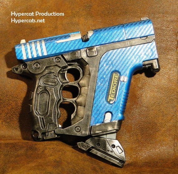 Borderlands 2 Tediore style Pistol Prop
