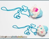 Cupcake Necklace 10