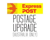 Express Postage Upgrade within Australia Only