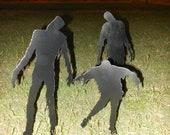 Items similar to Halloween Decoration, Zombies, Walking ...