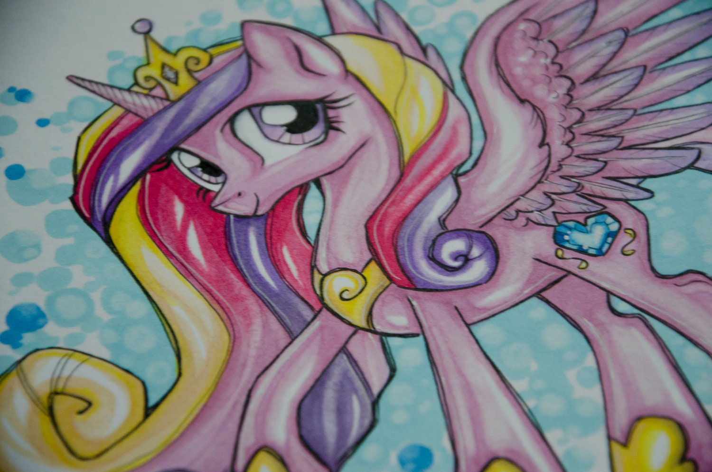 Princess Cadence My little pony Friendship is Magic Original - photo#41