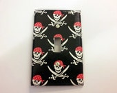 Switch Plate- Pirates for Boys Room Kids Room