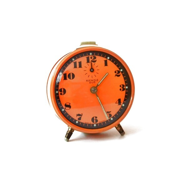 German Kienzle Clock 70s