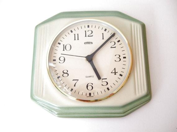 70s Kitchen clock Gremany