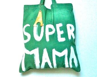 Super Mama TOTE Bag / Eve Damon