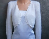 Charlize - (Not only) wedding bolero, sweater size - S/M/L/XL , TO ORDER