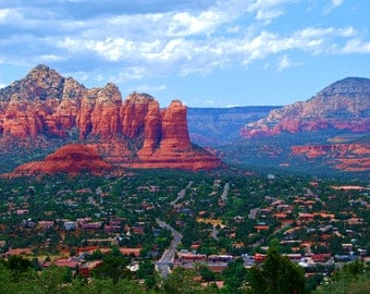 Nature Photography - The Red Rocks of Sedona - Arizona, American Southwest, Travel, Fine Art Photography