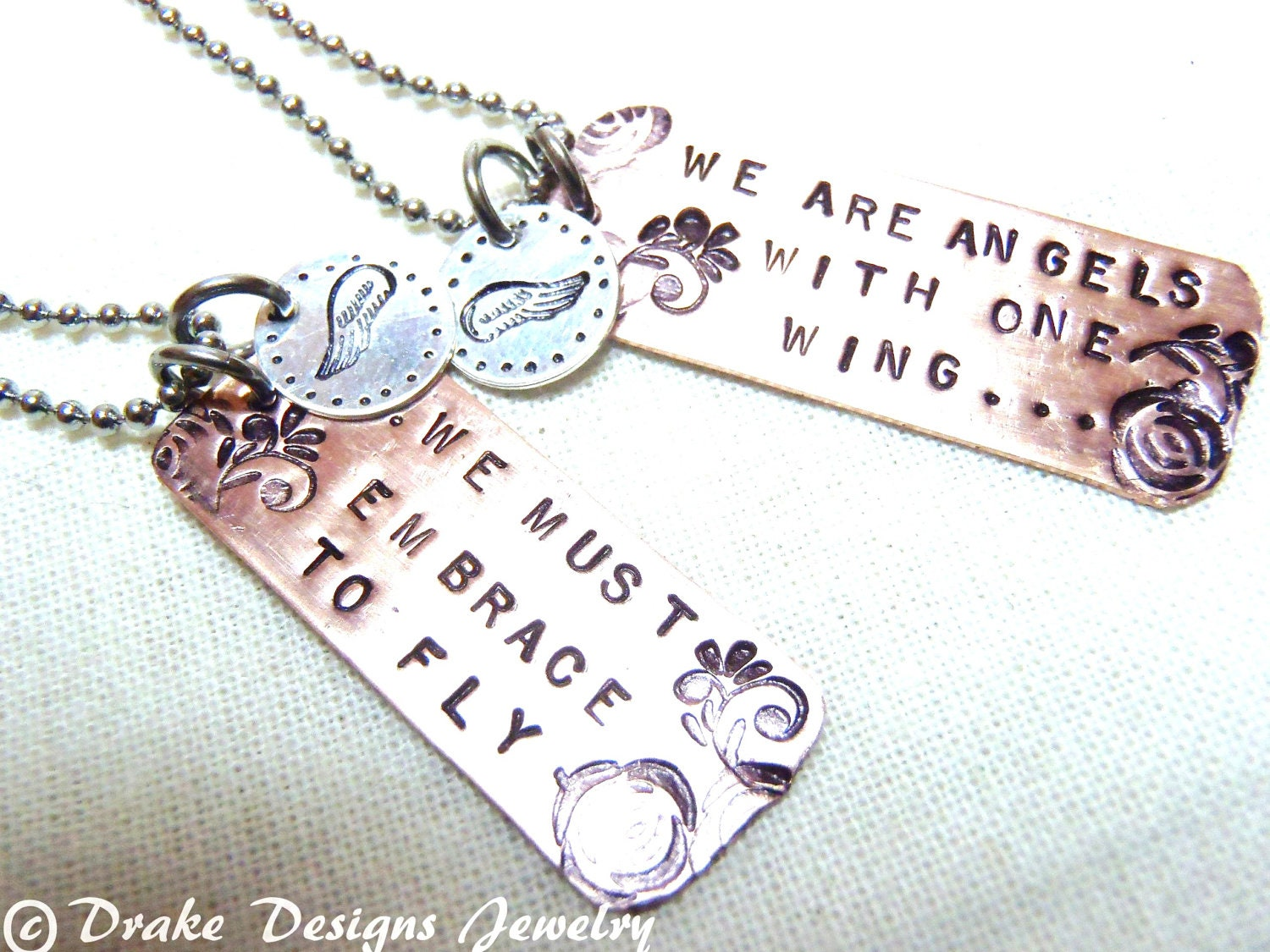 Sister Necklace Set Mother Daughter Jewelry Gift For Sister