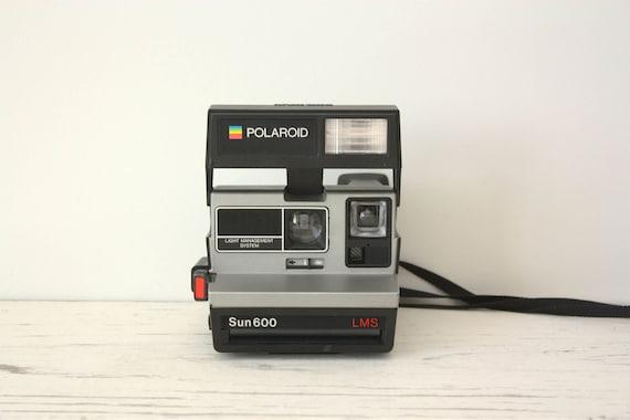 Vintage Polaroid 600 Land Camera Sun 600 LMS
