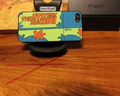Scooby Doo / Mystery Machine Van / Fred / Velma / Apple Iphone 4 / 4s 5 Case
