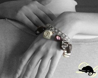 Chocolate treats Bracelet (In Stock)
