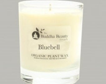 Bluebell Organic Room Candle 30cl