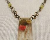 Create Cast Resin Necklace
