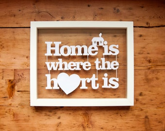 Papercut - 'Home Is Where The Heart Is'