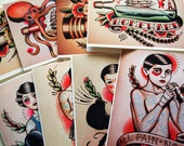 "Any Tattoo Print size 5.5""x7"""