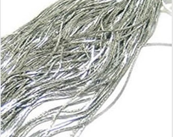 0.8 mm snake chain silver tone snake chain 5 meters