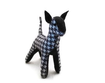 Dog - Ritzy Houndstooth Hound